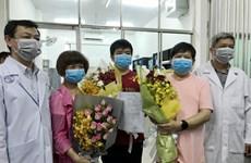 越南医生治愈两名中国新冠肺炎患者(三)