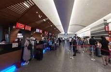 新冠肺炎疫情: 将在台湾的230名越南公民接回国