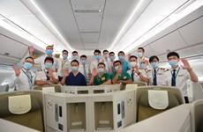 "[Megastory]越南""特殊""航班诠释着党和国家对旅外越南公民的人道主义精神"