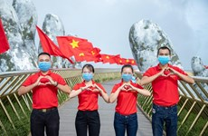 [Megastory] 越南抗击新冠肺炎疫情之力量源泉:经济力量
