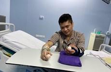 越南器官移植领域的新记录