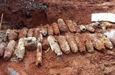越南出台多项政策协助战后遗留爆炸物受害者