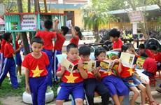 """弘扬读书文化:不只是靠""""越南书籍日""""活动"""