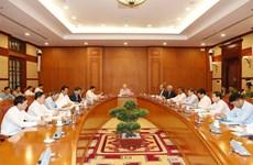 越共中央总书记、国家主席阮富仲主持中央反腐败指导委员会会议(组图)