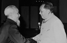 组图:越中两国合作关系70周年发展历程回顾