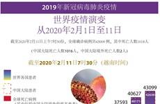 新冠肺炎疫情:全球确诊病例共43009 例