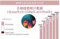 图表新闻:新冠肺炎疫情:全球确诊病例共73332 例