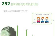图表新闻:越南252 名新冠肺炎患者治愈出院