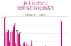 图表新闻:越南连续27天无新增社区传播病例