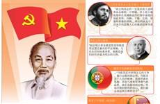 图表新闻:国际友人心目中的胡志明主席的美好形象