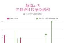 图表新闻:越南连续47天无本地新增新冠肺炎确诊病例