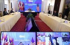 组图:AMM-53 框架内的东盟-美国外长会议以视频形式举行