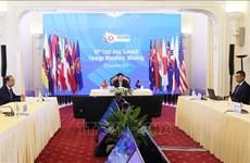 组图:第10届东亚峰会外长会议聚焦诸多重要议题