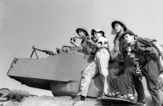 组图:越南通讯社在抗美救国战争中做出贡献