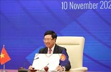 组图:哥伦比亚、古巴和南非加入《东南亚友好合作条约》