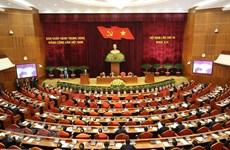 组图:越共第十二届中央委员会第十五次全体会议聚焦讨论诸多重要议题