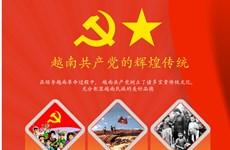图表新闻:越南共产党的辉煌传统