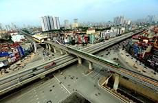 河内轻轨吉灵—河东线项目预计将于2019年4月正式投产运行(组图)