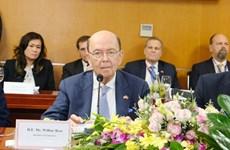 越南与美国加强贸易往来和投资合作