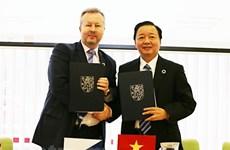 越南与捷克加强环保领域的合作