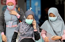 """印尼首都雅加达进入""""大规模社会限制""""状态  泰国新增确诊病例反弹"""