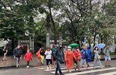 2020年10月越南接待国际游客量环比增长7.6%