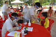 柬埔寨对与匈牙利外交和贸易部长佩特·希亚贾托接触的628人开展新冠肺炎核酸检测