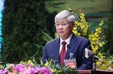 """""""加快少数民族地区社会经济发展和多维减贫项目""""签署仪式在河内举行"""