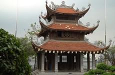 曹书寺:首都河内民族精华千年古寺
