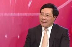 范平明副总理:2020年继续提升越南的国际地位