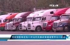 越南出口企业主动采取对中国市场的进出口措施