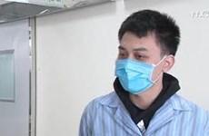 越南4名新冠肺炎患者治愈出院