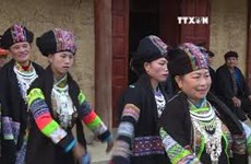 河江省布依族、拉基族的传统春节