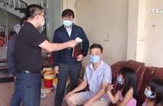 越南新冠肺炎疫区山雷乡即将被解除隔离