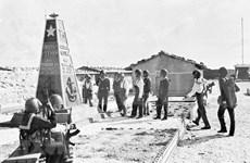 组图:越南长沙群岛解放45周年