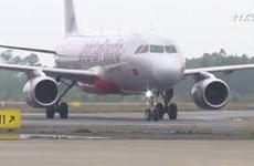 越航调整河内和胡志明市至岘港的航班次数
