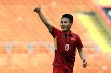 越南球员光海被选为抗击新冠肺炎疫情的启发者