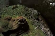 山洞窟跻身世界十大虚拟旅游景点名单