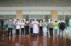 17日全国共有21名新冠肺炎患者获得治愈