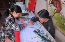 年轻人在新冠肺炎疫情背景下努力保留传统手工业