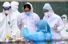 越南整个政治体系都参与疫情阻击战