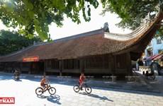 组图:廷榜祠亭的古老建筑