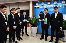 勇敢奔赴疫区核心区将越南公民安全送回国的乘务员的心声