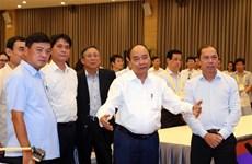 阮春福对第36届东盟峰会筹备工作进行视察