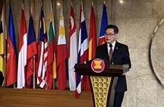 东盟秘书长林玉辉高度评价越南的领导作用