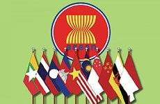 越南担任2020年东盟轮值主席国半年内留下的烙印
