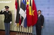 越南开启担任联合国安理会2020-2021年非常任理事国的任期