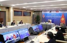 越南与新西兰共同致力于构建战略伙伴关系