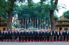 组图:越南为东盟共同体的建成做出巨大贡献