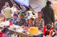 组图:甘沟集市——老街省富有传统文化特色的集市
